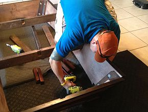 pool-table-assembly